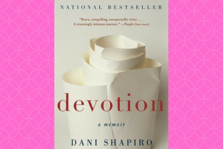 Book Devotion Dani Shapiro