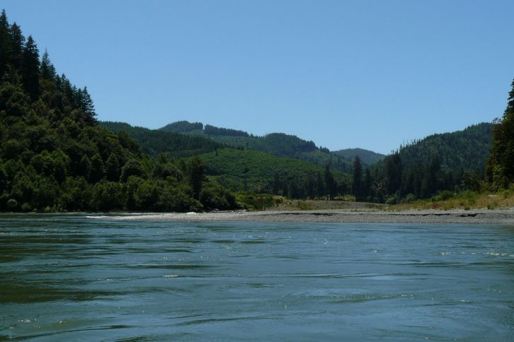 klamath river go with the flow
