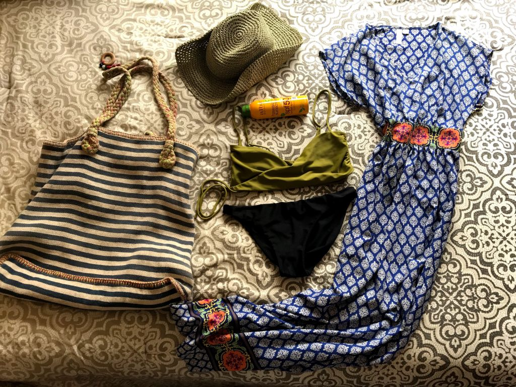 Packing for Palm Springs