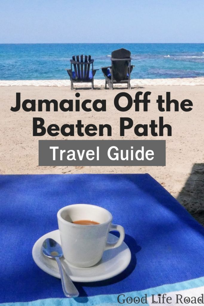 Jamaica Off Beaten Path Pin